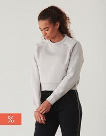 Ladies´ Cropped Sweatshirt