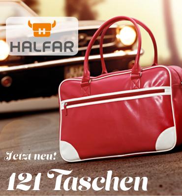 Halfar - Starke Taschen